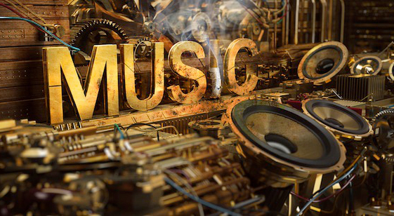 Steampunk-Music